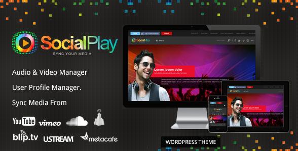 SocialPlay v2.0.0 - обмен мультимедиа