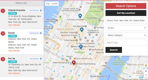 WP Multi Store Locator Pro v1.1.1