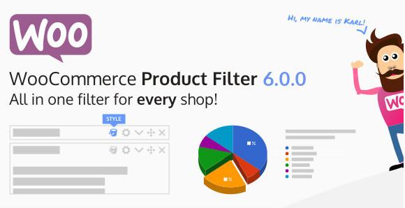 Фильтр продуктов WooCommerce v6.3.0
