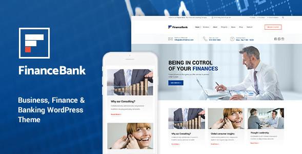 FinanceBank v1.6 - Деловая, финансовая и банковская тематика