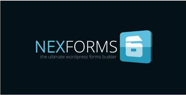 NEX-Forms v6.7.1 - строитель бланков форм для WordPress