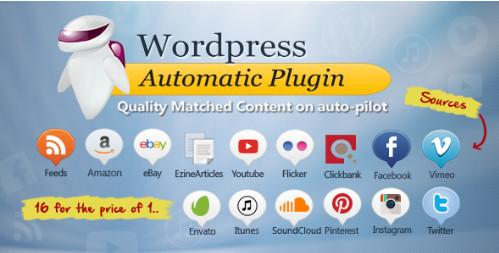 Плагин Wordpress для автоматического наполнения v3.31.0