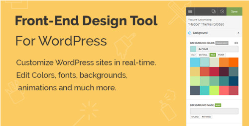 Yellow Pencil v6.1.2 - Редактор стиля Visual CSS для WordPress